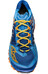 La Sportiva M's Bushido Shoes Blue/Papaya